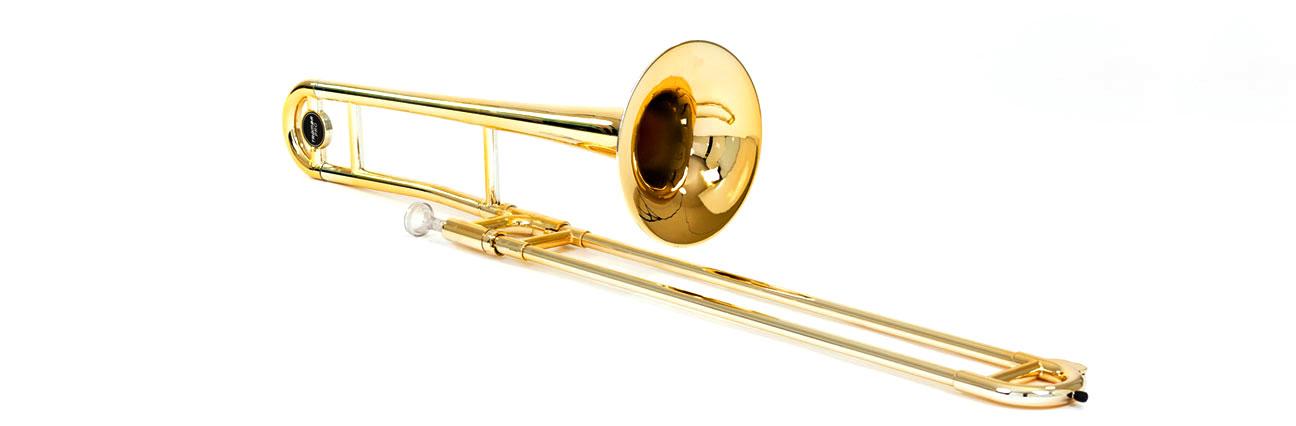 Tromba TRB-GR Plastic Trombones BB Tenor Green